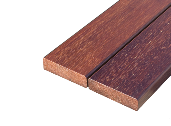 Canberra's biggest range of hardwood decking timbers